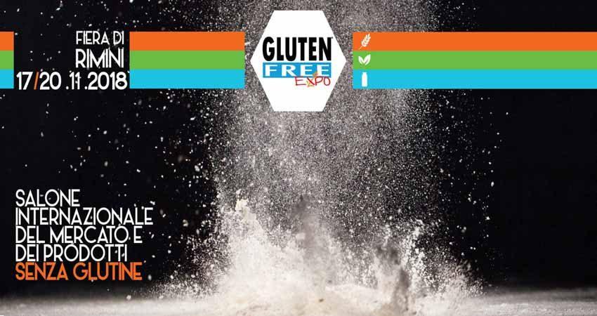 نمایشگاه بدون گلوتن ( محصولات بدون گلوتن و یادگیری ) GLUTEN FREE EXPO 2018 ایتالیا