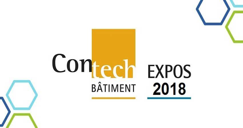نمایشگاه ساختمان و ساخت و ساز CONTECH MONTRÉAL 2018 کانادا