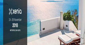 نمایشگاه خدمات هتلداری و گردشگری XENIA 2018 یونان