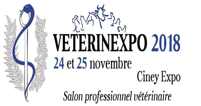 نمایشگاه دامپزشکی VETERINEXPO 2018 بلژیک