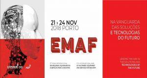نمایشگاه بین المللی ماشین آلات و لوازم جانبی EMAF 2018 پرتغال