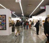 نمایشگاه بین المللی هنر معاصر ART THESSALONIKI 2018 یونان