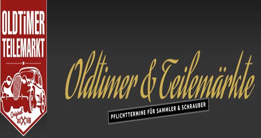 نمایشگاه ماشین و قطعات یدکی OLDTIMER- UND TEILEMARKT – MAGDEBURG 2019 آلمان