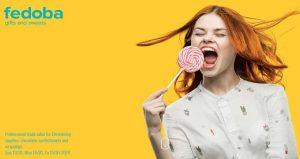 نمایشگاه شکلات ، شیرینی و بسته بندی FEDOBA 2019 بلژیک