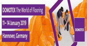 نمایشگاه تجارت جهانی فرش و پوشش کف DOMOTEX HANNOVER 2019 آلمان