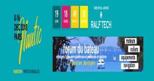 نمایشگاه قایق و سرگرمی NAUTIC – SALON NAUTIQUE DE PARIS 2018 فرانسه