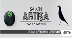 نمایشگاه صنایع دستی ARTISA 2018 فرانسه