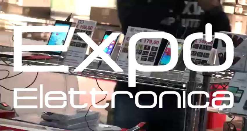 نمایشگاه محصولات الکترونیکی EXPO ELETTRONICA - MODENA 2019 ایتالیا