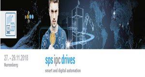 نمایشگاه اتوماسیون های دیجیتالی SPS / IPC / DRIVES 2018 آلمان