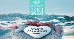 نمایشگاه ورزش های اسکی، کوهنوردی و گردشگری GRAND SKI 2019 فرانسه