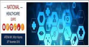 نمایشگاه بهداشت و درمان NATIONAL HEALTHCARE EXPO 2018 انگلستان