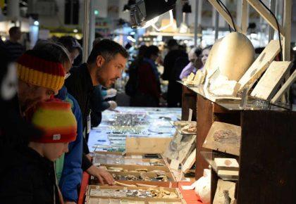 نمایشگاه های معدن و سنگهای معدنی در دنیا