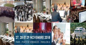 نمایشگاه محل های برگزاری سمینارها SEMINAIRE EXPO 2018 فرانسه