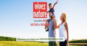 نمایشگاه بین المللی کشاورزی و محصولات طبیعی VIVEZ NATURE PARIS 2019 فرانسه