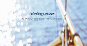 نمایشگاه بین المللی قایق BATMÄSSAN – GÖTEBORG BOAT SHOW 2019 سوئد