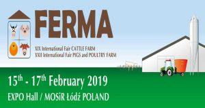 نمایشگاه کشاورزی FERMA 2019 لهستان
