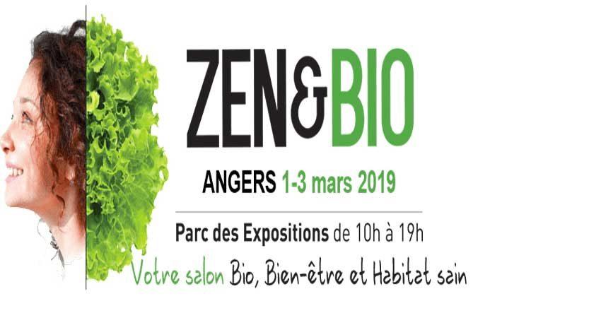 نمایشگاه سلامت و محصولات ارگانیک SALON ZEN ET BIO - ANGERS 2019 فرانسه