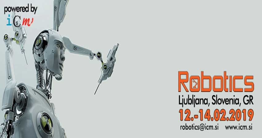 نمایشگاه بین المللی روباتیک ROBOTICS 2019 اسلوونی