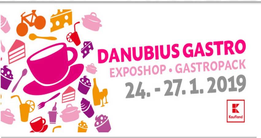 نمایشگاه بین المللی غذا DANUBIUS GASTRO 2019 اسلواکی