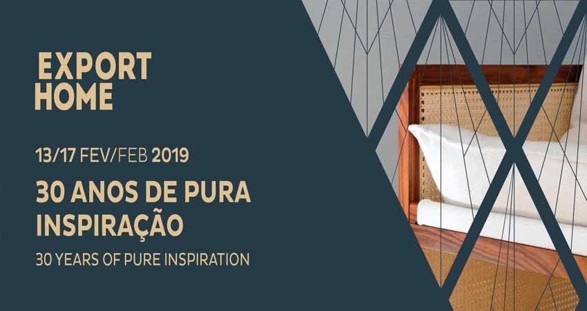 نمایشگاه طراحی داخلی،مبلمان ونور پردازی EXPORT HOME 2019 پرتغال
