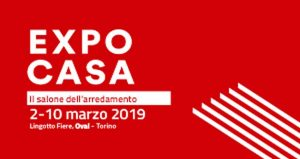 نمایشگاه مبلمان و دکوراسیون خانه EXPOCASA TORINO 2019 ایتالیا