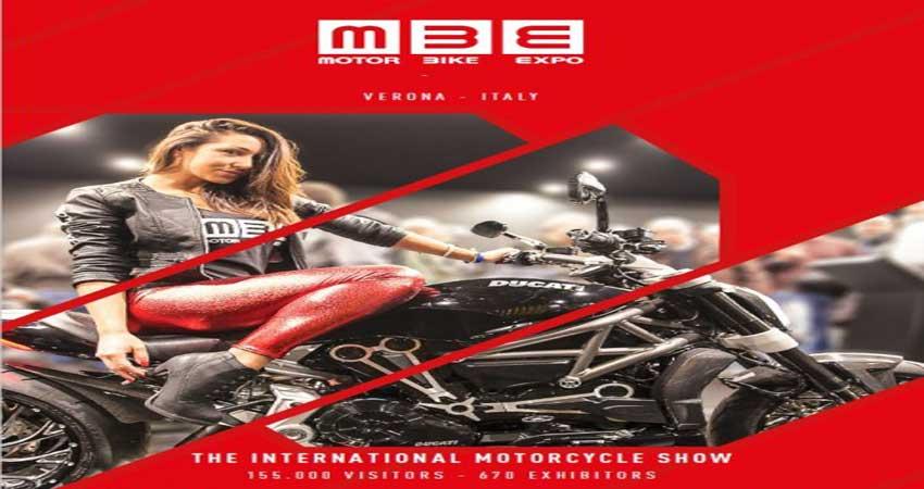 نمایشگاه دوچرخه و موتور MOTORBIKEEXPO 2019 ایتالیا