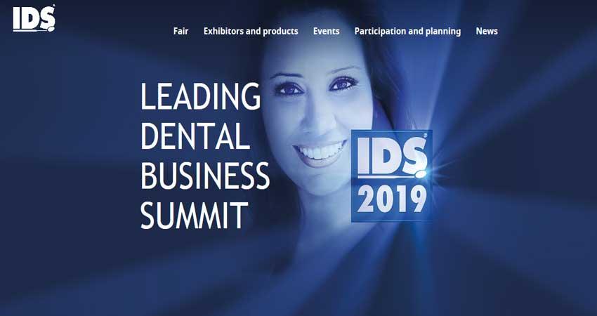 نمایشگاه دندانپزشکی IDS 2019 آلمان