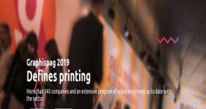 نمایشگاه گرافیک و چاپ GRAPHISPAG 2019 اسپانیا