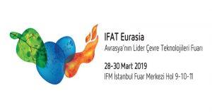 نمایشگاه محیط زیست IFAT EURASIA 2019 ترکیه