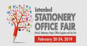 نمایشگاه لوازم التحریر ISTANBUL STATIONERY FAIR 2019 ترکیه