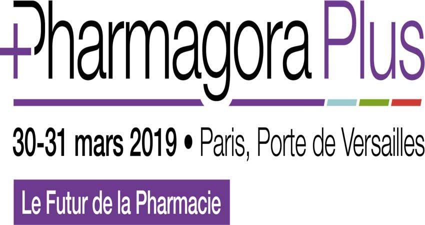 نمایشگاه داروسازی PHARMAGORA PLUS 2019 فرانسه