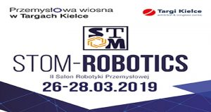 نمایشگاه صنعت رباتیک STOM-ROBOTICS 2019 لهستان