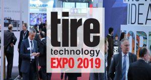 نمایشگاه فناوری تایر و لاستیک TIRE TECHNOLOGY EXPO 2019 آلمان