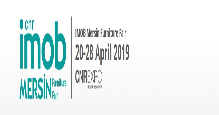 نمایشگاه بین المللی مبلمان CNR IMOB MERSIN 2019 مرسین