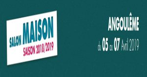 نمایشگاه مبلمان و طراحی داخلی SALON DE L'HABITAT D'ANGOULÊME 2019 فرانسه