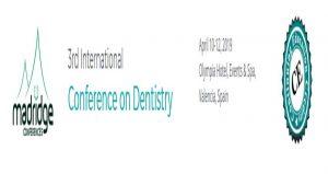 کنفرانس بین المللی دندانپزشکی INTERNATIONAL CONFERENCE ON DENTISTRY 2019 اسپانیا