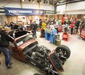 نمایشگاه خودرو و موتورسیکلت BILSPORT PERFORMANCE 2019 سوئد
