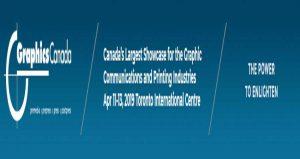 نمایشگاه صنایع گرافیک و ارتباطات و چاپ GRAPHICS CANADA 2019 کانادا