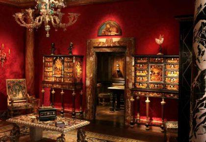 نمایشگاه های هنر و عتیقه در دنیا