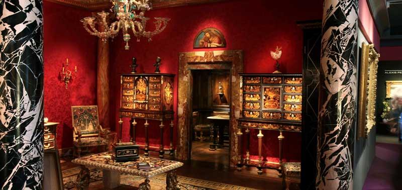 نمایشگاه های هنر و عتیقه در ایتالیا