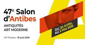 نمایشگاه عتیقه جات و هنر معاصر ANTIBES ART FAIR (SALON D'ANTIBES) 2019 فرانسه