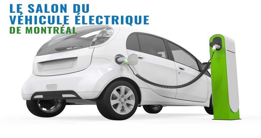 نمایشگاه خودروهای الکتریکی SALON DU VÉHICULE ÉLECTRIQUE DE MONTRÉAL 2019 کانادا