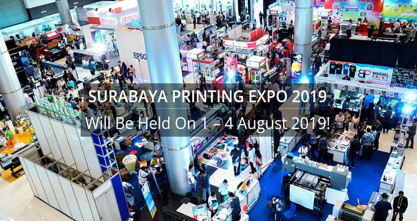 نمايشگاه بين المللی صنعت چاپ SURABAYA PRINTING EXPO 2019 اندونزی