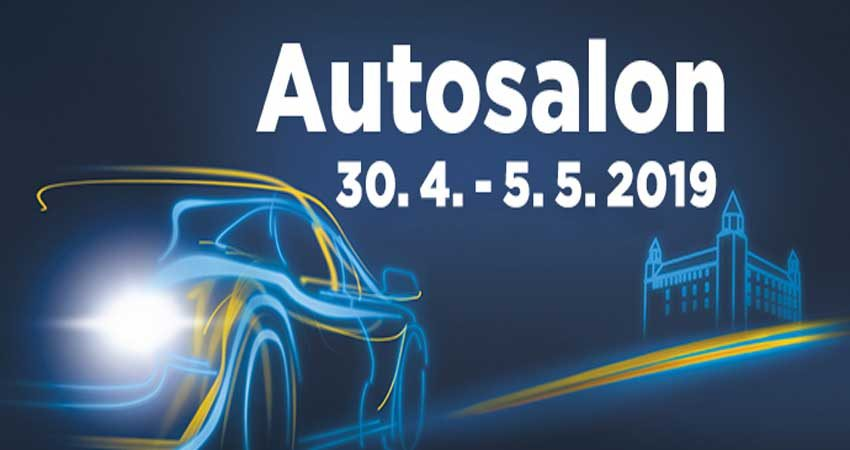 نمایشگاه بین المللی خودرو AUTOSALON BRATISLAVA 2019 اسلواکی