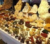 نمایشگاه بین المللی فسیل و جواهرات MINERALIEN UND FOSSILLIEN SCHMUCK 2019 آلمان