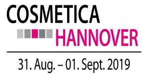 نمایشگاه لوازم آرایشی COSMETICA HANNOVER 2019 آلمان