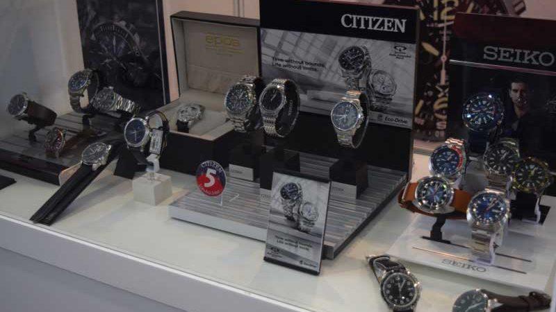 نمایشگاه ها و کنفرانس های ساعت و جواهرات در ایتالیا