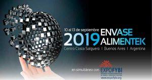 نمایشگاه بین المللی بسته بندی ENVASE 2019 آرژانتین