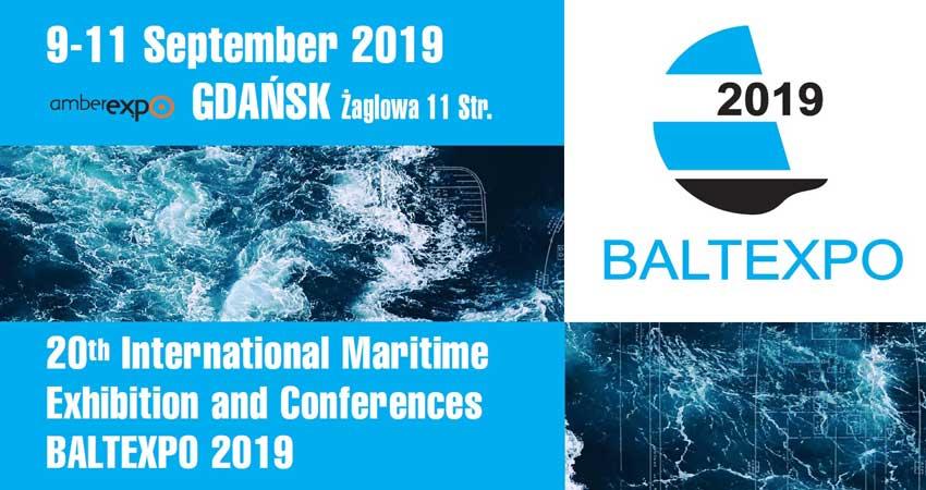 نمایشگاه بین المللی کشتی سازی و حمل و نقل BALTEXPO 2019 لهستان