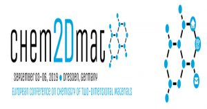 کنفرانس شیمی CHEM 2D MAT 2019 آلمان